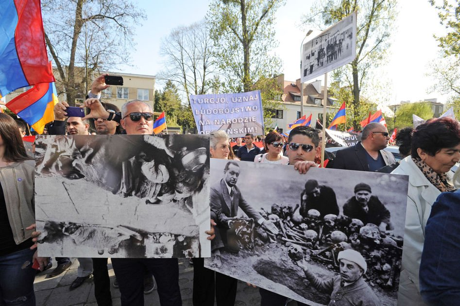 Photos: Remembering the 'first genocide of the 20th century'