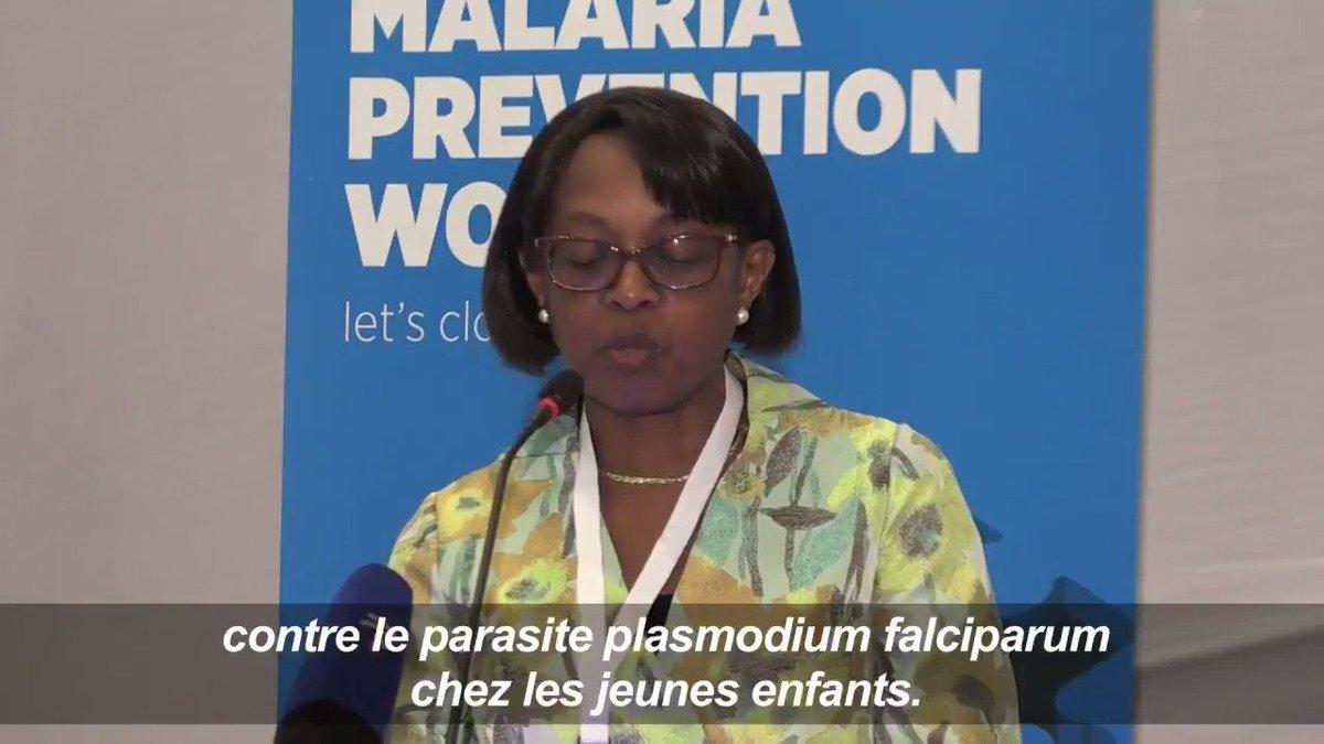 Paludisme: premier test à grande échelle pour un vaccin #AFP