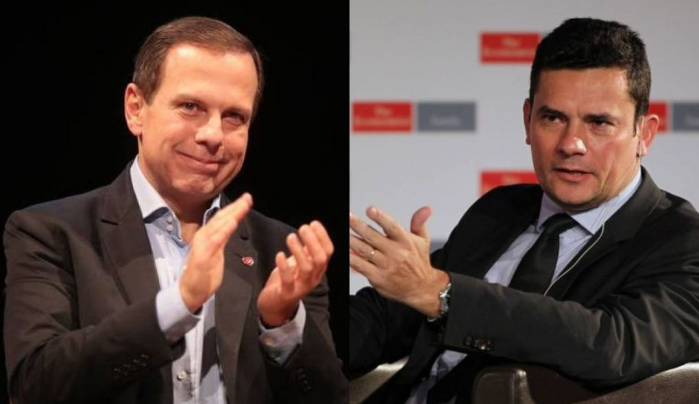 Doria (@jdoriajr): 'Se não fosse Moro e Lava Jato, o Brasil estaria destruído hoje' https://t.co/409y01Amku