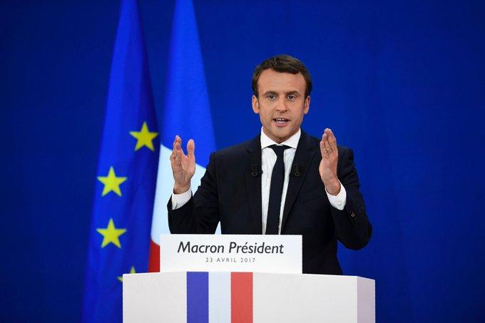 #Présidentielle2017 : Macron accepte de participer au débat TV du 2e tour https://t.co/2IxWow9Oth