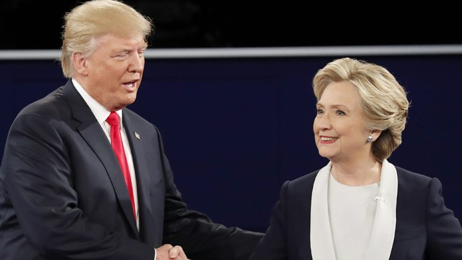STILL THE ONE: Trump would best Clinton in do-over, new Washington Post poll shows https://t.co/6Lr8oZQ9OJ