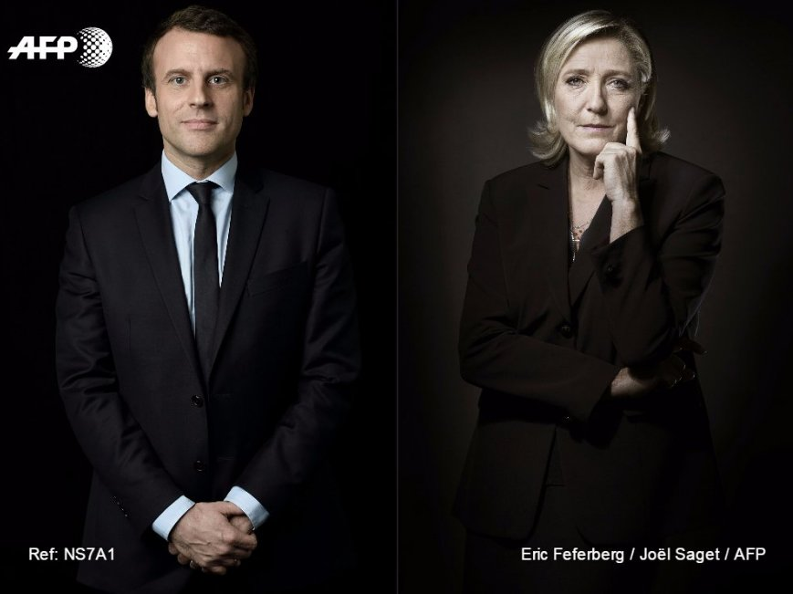 Macron, Le Pen vie to embody change in France presidential run-off. 1st round result showed country deeply divided. https://t.co/1OySqfMabK