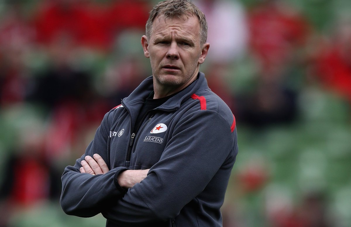 "test Twitter Media - ""I think it's disrespectful to others.""  Saracens boss Mark McCall plays down European and Premiership double talk.  https://t.co/MzfH1pbCp3 https://t.co/9YBR16WHhH"