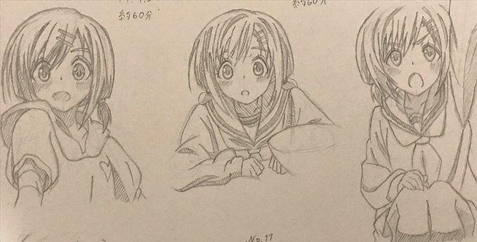 ハナヤマタ→なるちゃん!