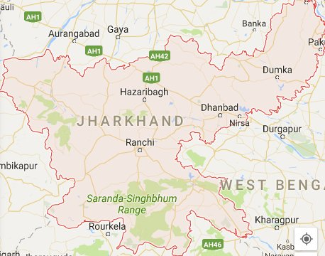 3 CRPF personnel injured in a naxal attack in Daltonganj in Jharkhand