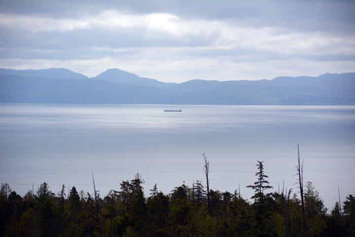 test Twitter Media - A view of the Strait of Juan de Fuca and the Washington coast, near Port Renfrew #BritishColumbia #VancouverIsland https://t.co/rTnRyCGbHa