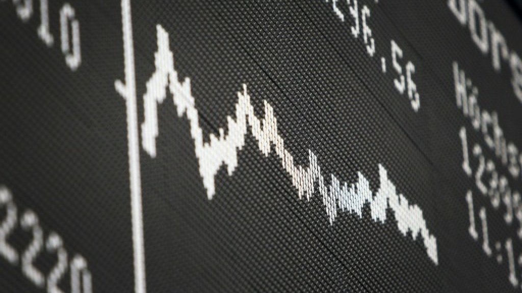 German DAX stock market index hits new all-time high