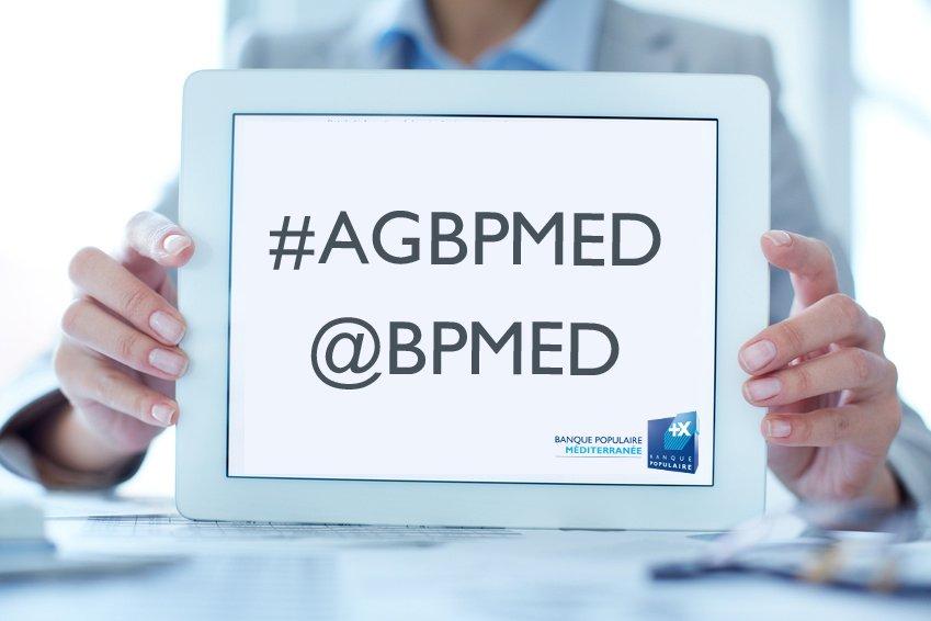 Retrouvez-nous demain à partir de 17H00 pour suivre l'AG de la @BPMED en #LiveTweet avec le hashtag #AGBPMED https://t.co/gzYFvClMZS