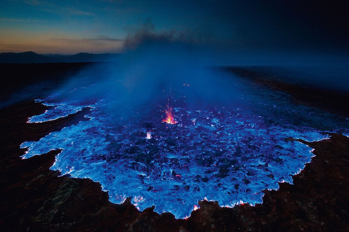 Ethiopia's Dallol salt dome could reveal how life first formed on Earth https://t.co/Z4QZWSvK80