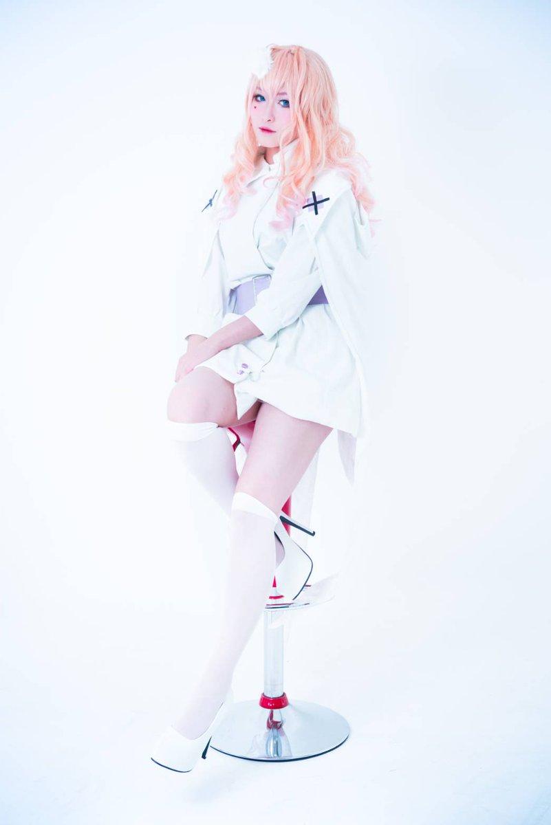 【マクロスF/シェリル・ノーム】虚空歌姫~イツワリノウタヒメ~白うさぎPhoto:  Model:コミュ#マクロスF