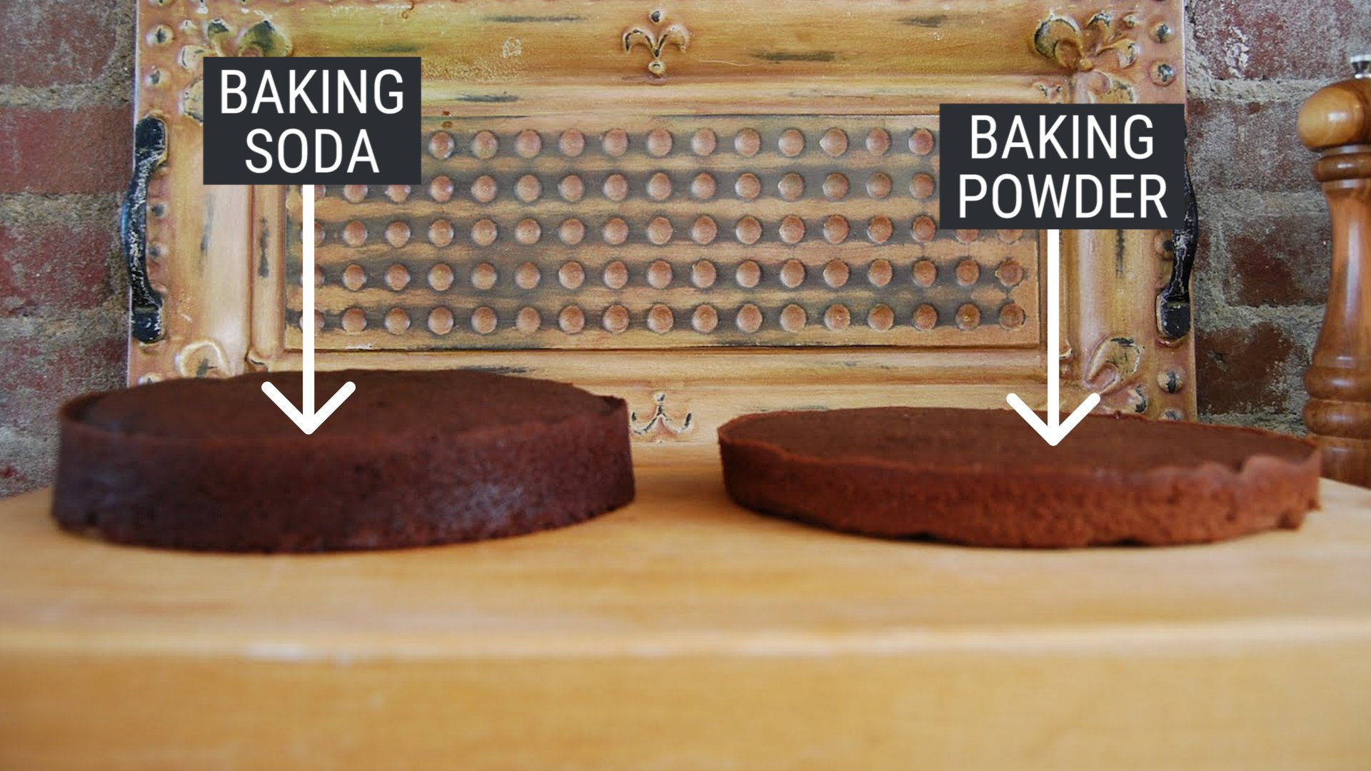 Make sure you know if your recipe calls for baking soda or baking powder https://t.co/7s6sXUGQXF