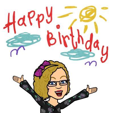 happy birthday to you enjoy your day
