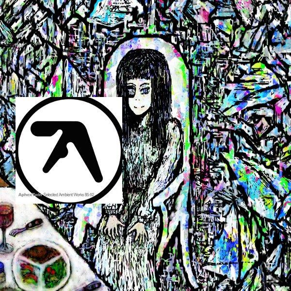 すべてがFになる(森博嗣) #mouseartAphex Twin 「Selected Ambient Works 85