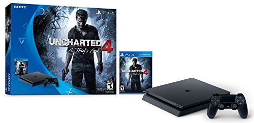 US #Games No.4 PlayStation 4 Slim 500GB Console - Uncharted 4 Bun... https://t.co/d8sL8sZOGQ https://t.co/DBcPYTsEaZ