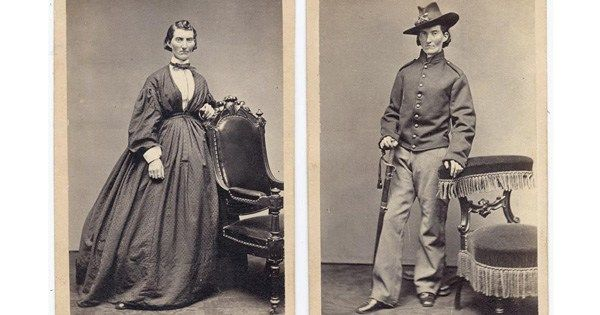 The untold story of the women who dressed and fought as men in the Civil War https://t.co/xuQ7ZumtGk
