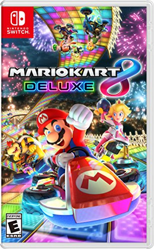 US #Games No.1 Mario Kart 8 Deluxe - Nintendo Switch https://t.co/vEU7Cm8332 https://t.co/ca4znncPig