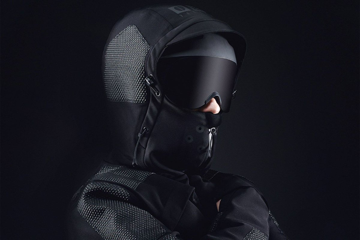 #WIREDClassic: This armour-plated hoodie can withstand heavy impacts https://t.co/OJv0otmqQz