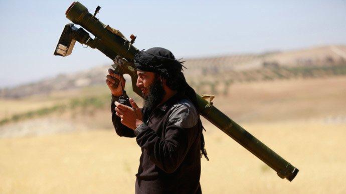 Al-Qaeda leader urges Syrian jihadists to wage guerrilla war