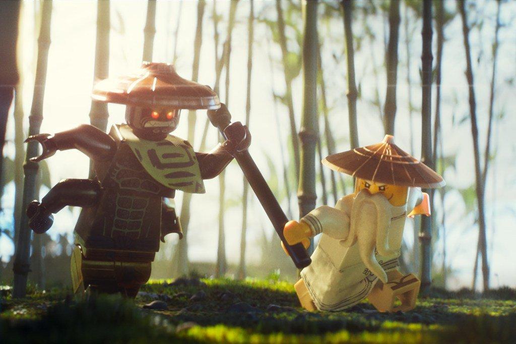 ジャッキー・チェンがキャラクターヴォイスを務めるマスター・ウーの場面写真も公開!映画『レゴ®ニンジャゴー ザ・ムービー』