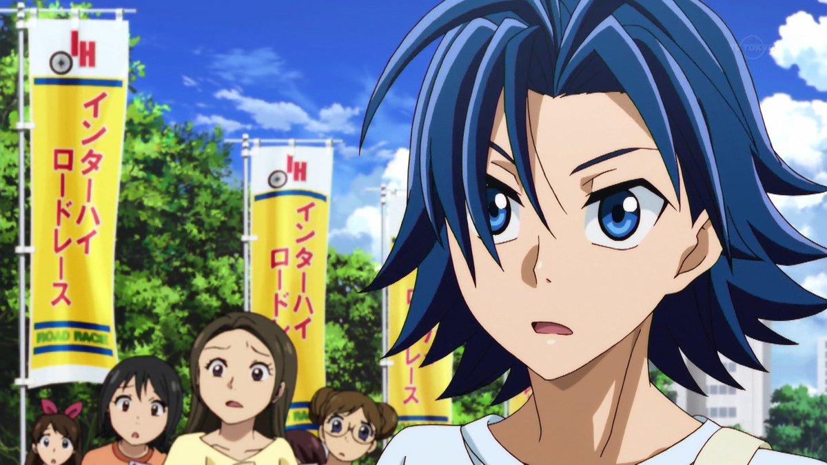 真波きゅーーーーーーーーーーーーーーん1#弱ペダ #yp_anime