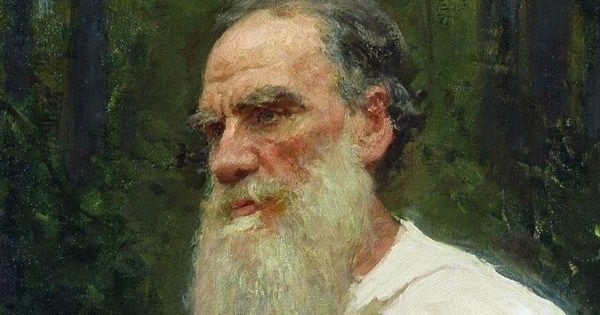 How Tolstoy found his way out of depression https://t.co/td0kGD84Lf