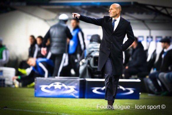 [#Liga🇪🇸] Zidane sera démis de ses fonctions s'il ne gagne ni Liga ni LDC. (AS)  Via @maxfrs