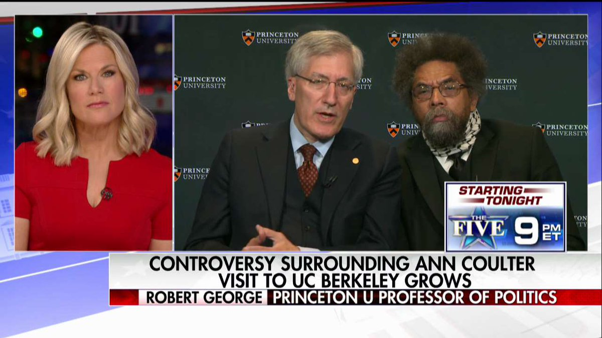 .@McCormickProf: 'For universities to accomplish their truth-seeking mission, they need to create & maintain an ethos of freedom.' #first100