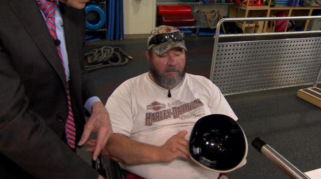Veteran amputee caught up in VA bureaucracy finally gets proper prosthetics: https://t.co/TQNT2HOXrw
