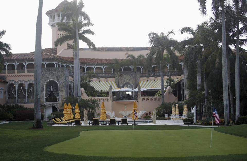 The State Department's recent promotion of Trump's resort is drawing criticism from Democrats and ethics advocates. https://t.co/KwAnLQobEA