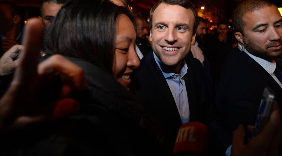 #Rediff Présidentielle. Les premières maladresses d'Emmanuel Macron https://t.co/8bhEHJqGMP