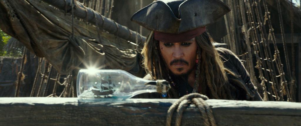 Plus qu'un mois avant la sortie de #PiratesdesCaraïbes : #LaVengeancedeSalazar au cinéma !