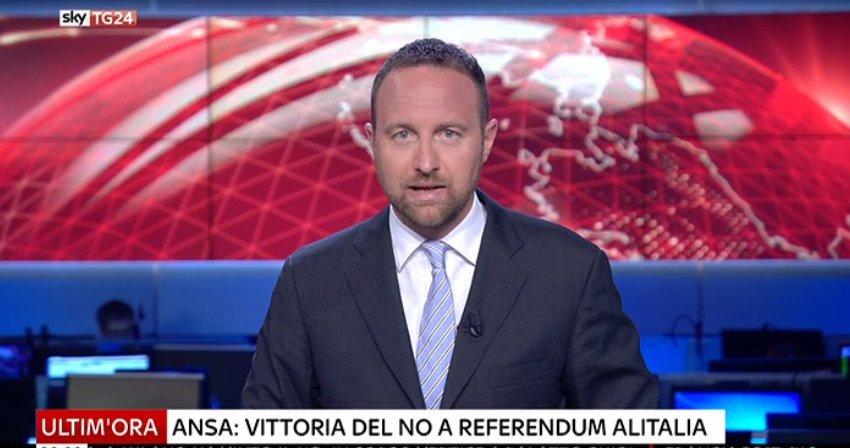 #UltimOra Ansa: vittoria del No al referendum #Alitalia #Canale50 https://t.co/0kxapzvQk0