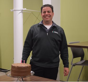 test Twitter Media - Celebrating our Director of Preconstruction, Dan Budnik! Happy Birthday Dan, from your Ideal Contracting family. https://t.co/4UCPrOmCUs