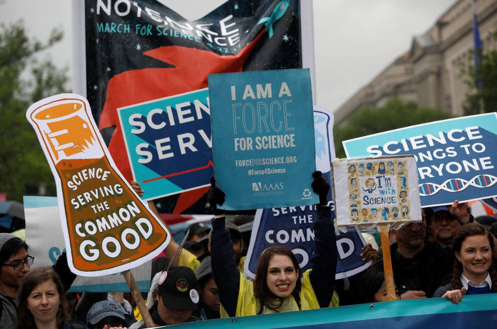 After March for Science, supporters are preparing for a marathon and doubling down on their outreach attempts: https://t.co/igVHUwR1lb