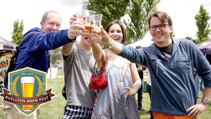 Win a pair of VIP tickets to Buellton Brew Fest 5/6!