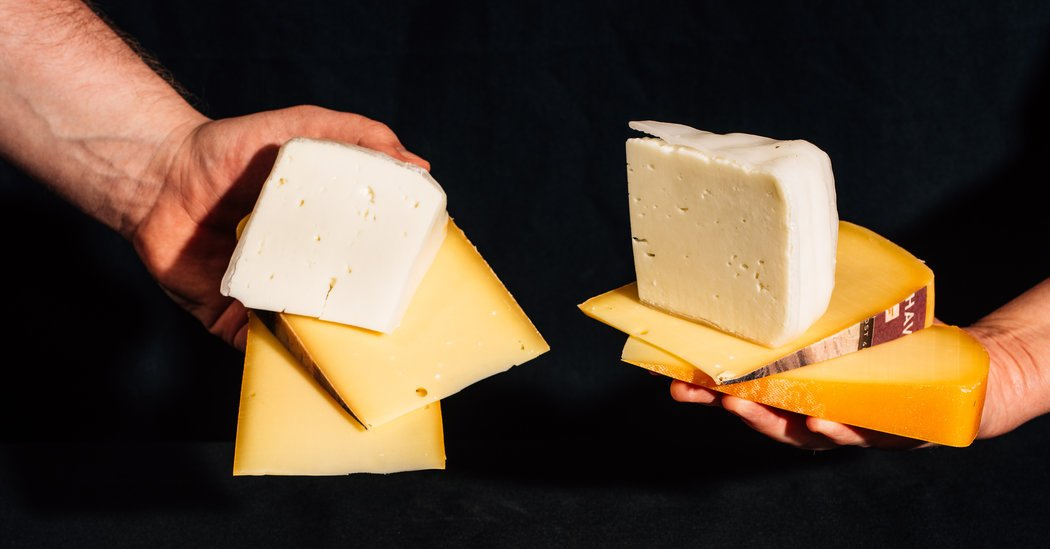 New Danish Cheeses Make Their American Debut