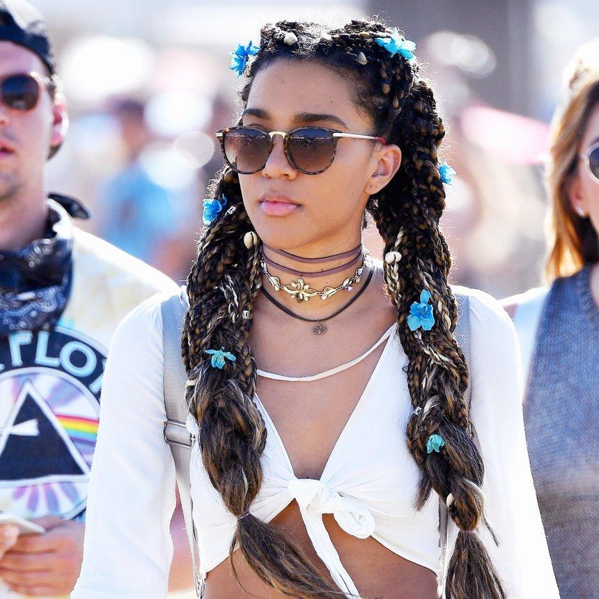 Carefree Black girls' style reigned supreme at Coachella 2017: https://t.co/F24FlwSjcq