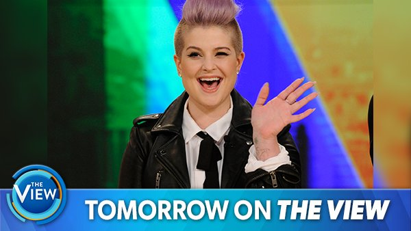 RT @TheView: TOMORROW ON @THEVIEW: @KellyOsbourne catches up with the co-hosts and discusses her new memoir! https://t.co/nV4pS5PK0f