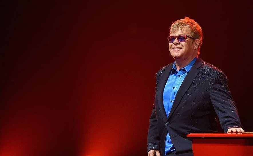 JUST IN: Elton John recovering from bacterial infection that required intensive care treatment; cancels upcoming performances in Las Vegas.