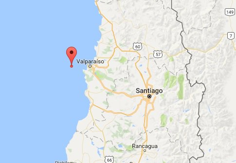 MORE: Powerful 7.1-magnitude earthquake strikes off Chile, felt in the capital Santiago https://t.co/hrrOq8TJDm