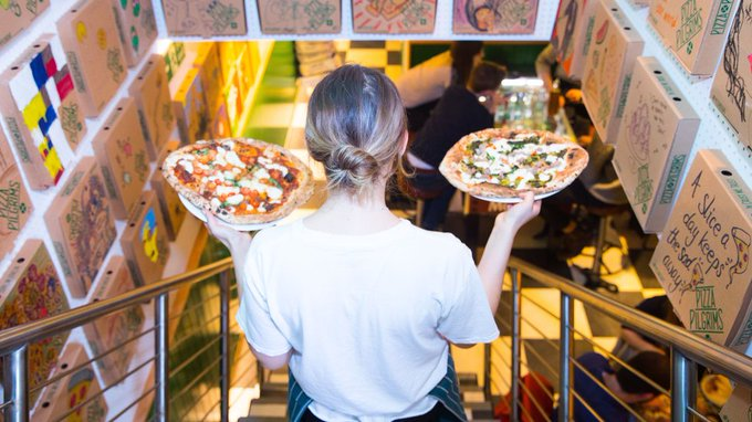A pizza playground is coming to London very soon https://t.co/K3QSEcVpzv