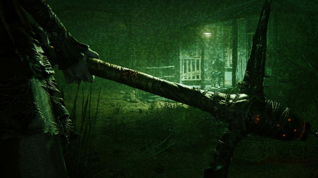 Outlast 2's gripping atmosphere and unnerving sound design deliver unparalleled tension.  Our review: https://t.co/uDRfQwAK6D
