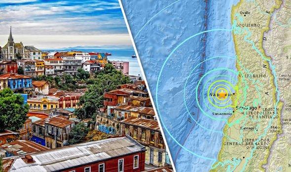 #BREAKING: Massive 7.1 earthquake STRIKES Valparaiso on Chilean coast https://t.co/lj68WYMrhi