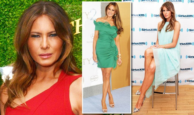REVEALED: The secret behind Melania Trump's incredibly toned legs https://t.co/bif0rVxzpT