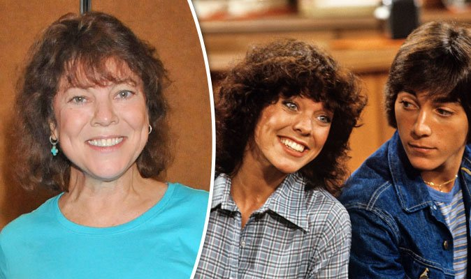 Happy Days star Erin Moran 'died of suspected heroin overdose'. https://t.co/073X52MdW0