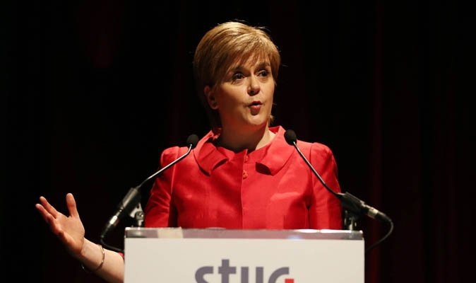 Sturgeon claims PM called snap election before alleged expenses fraud 'catches up with her https://t.co/n94o58eEBZ