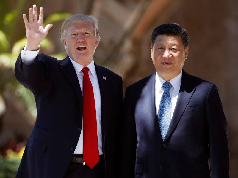 In call with Trump, Chinese president urges restraint over North Korea https://t.co/X0RuSHF855