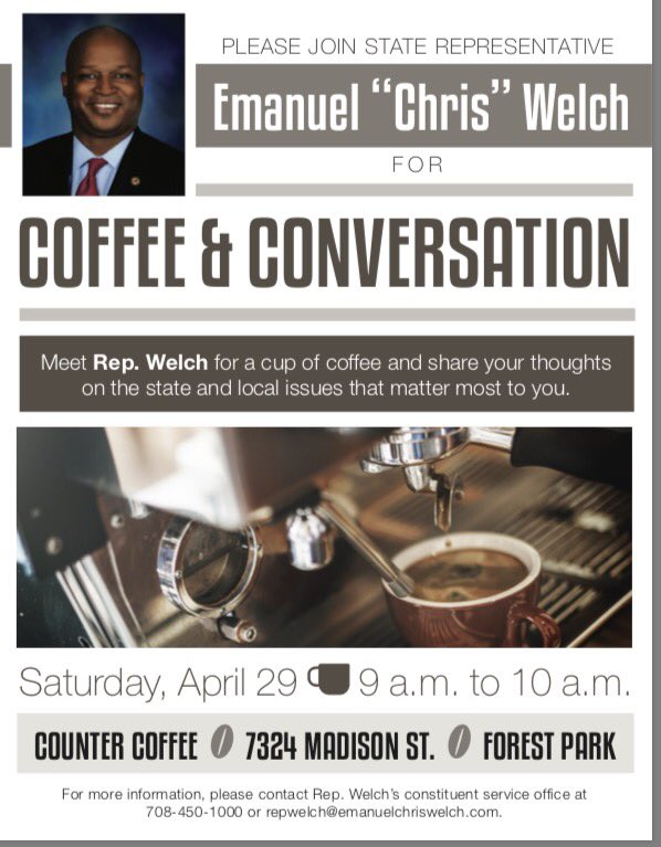 test Twitter Media - Join me for one of my upcoming Coffee and Conversation gatherings. First one will be this Saturday at Counter Coffee. #coffee #conversation https://t.co/YHpO3JuF7U