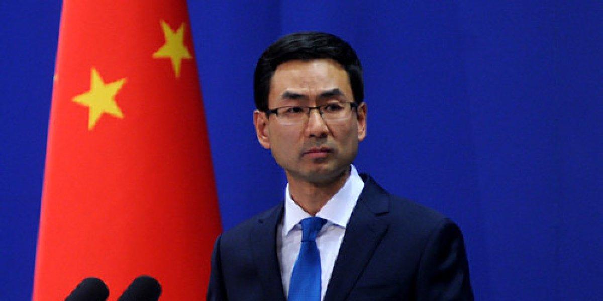 중국 외교부가 북핵문제 당사국들에 '한반도 긴장악화 행동 자제'를 촉구했다 https://t.co/GuR3HAv4cz