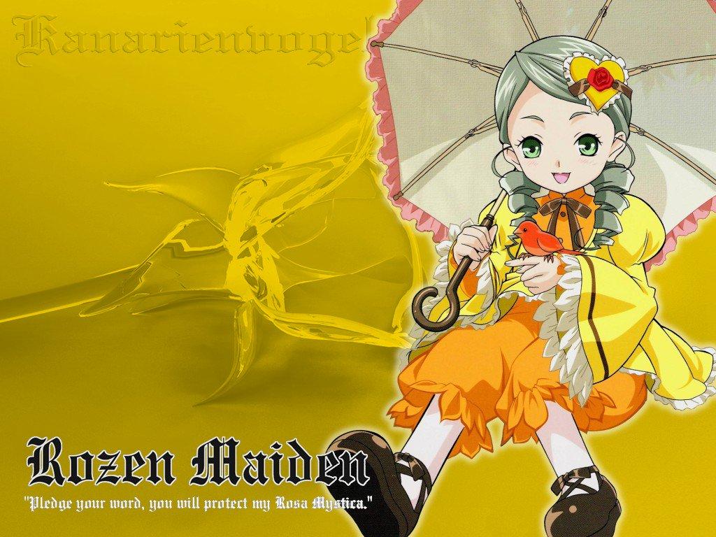 ローゼンの金糸雀と首藤葵ですか…。……これだいぶあれだね!?!? 玉子焼き作る????